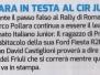 Rassegna Stampa CIR Junior Rally Friuli